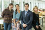 Signed, Sealed, Delivered -A Hallmark Series Review of a Quirky, Endearing Foursome