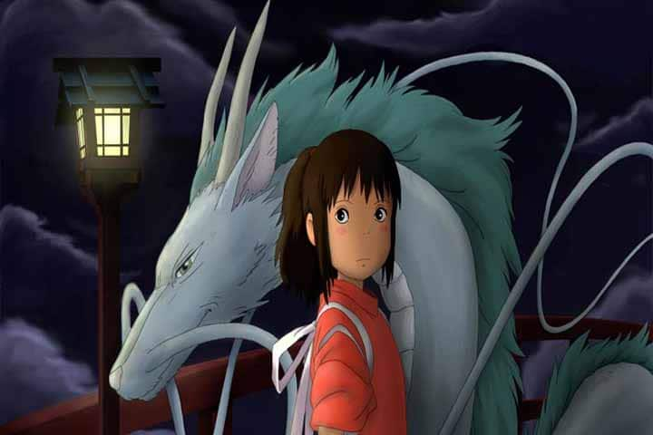 Spirited Away (2001) – Delving into the Magical World of Hayao Miyazaki