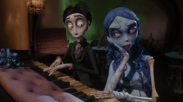 Corpse Bride Piano Duet