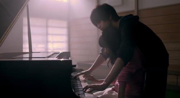 Kurosaki-kun Yu Piano Duet