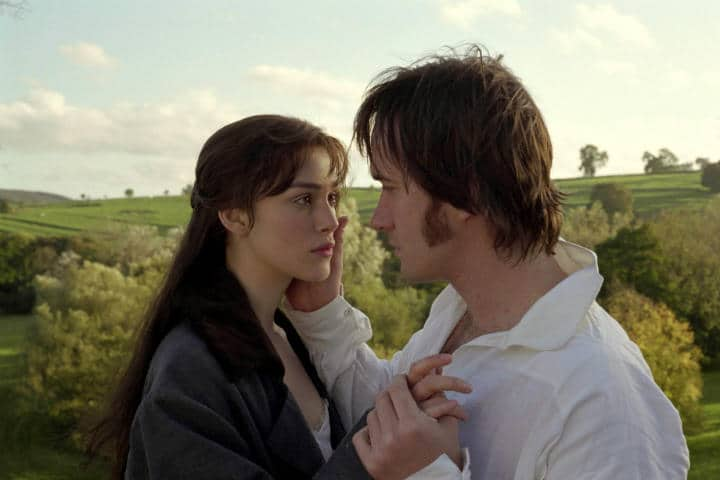 Pride and Prejudice 2005; 15 of the Best Pride and Prejudice Adaptations, Ranked