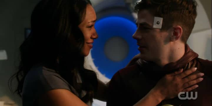 Romantic Moment of the Week - Barry and Iris/Kara and Mon-El