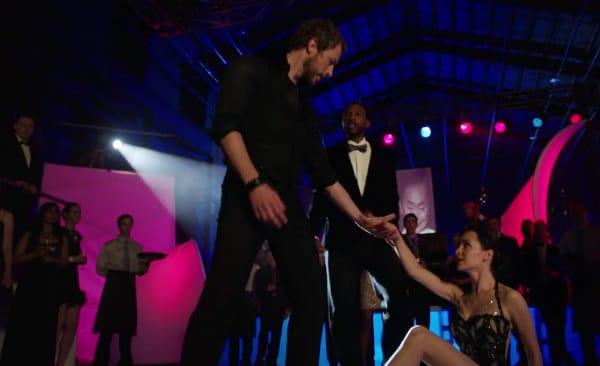 Tango Dance Scene