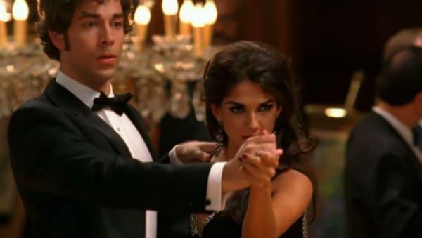 Chuck Tango Dance Scene