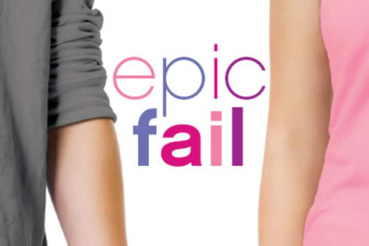 Epic Fail (2011) by Claire LaZebnik: First Impressions for the Modern Age