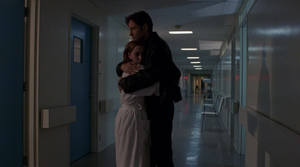 classic Mulder and Scully moment