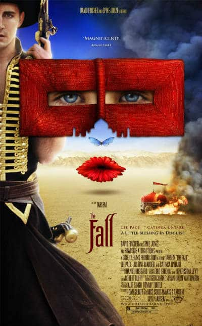 The Fall (2006) Poster Lee Pace