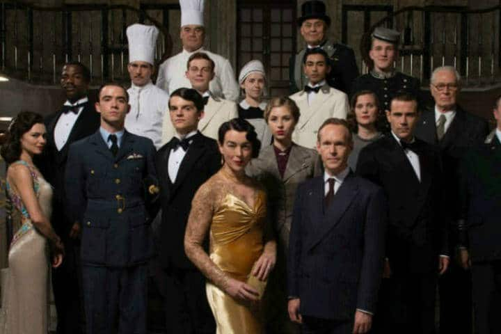 The Halcyon, Season One (2016) – The Night Life of Glitz and Glamour During the London Blitz
