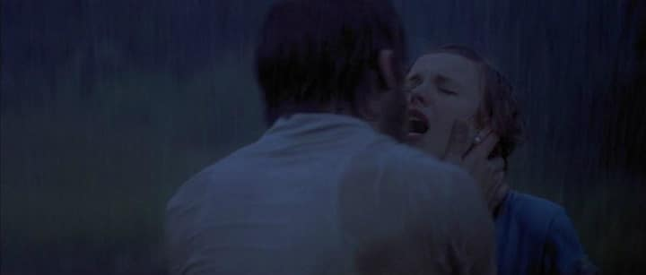 The Notebook Romance in the Rain