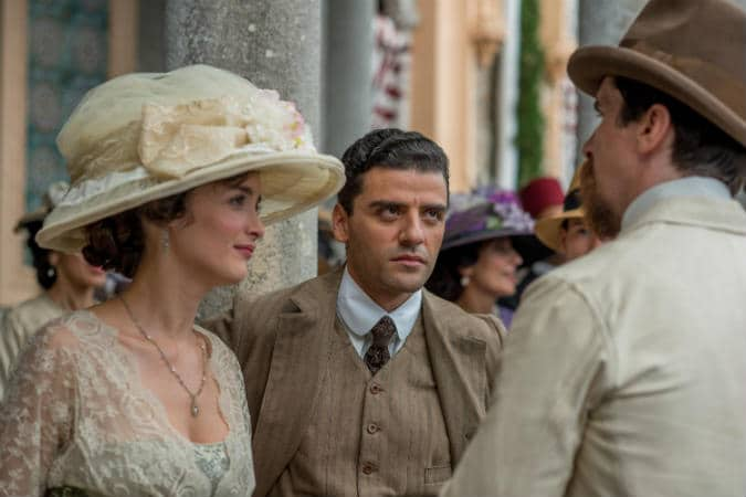 The Promise (2017) -A Romantic Tragedy About the Armenian Genocide