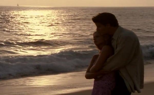 Romantic Beach Moments