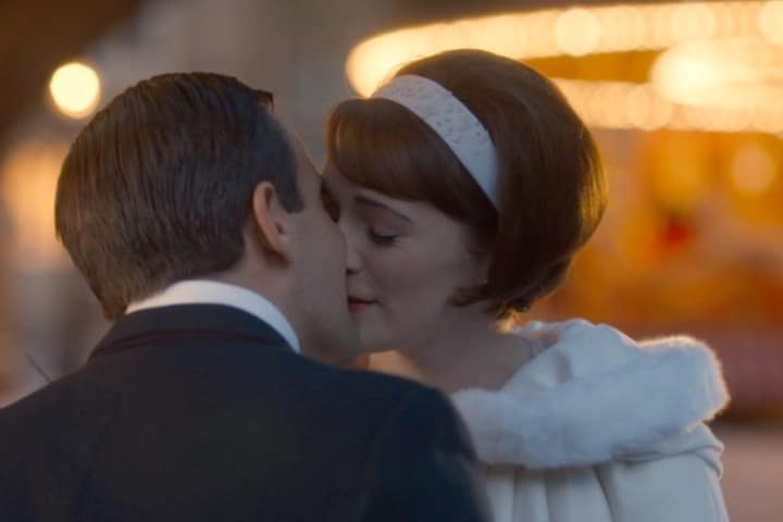 Call the Midwife. Barbara and Tom. 20 of the Most Romantic Period Drama TV Series to Watch