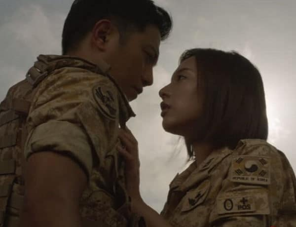 Descendants of the Sun, Dae-Young, Myung-Joo