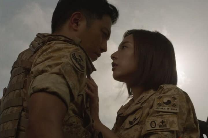 Descendants of the Sun, Myung-Joo and Dae-Young