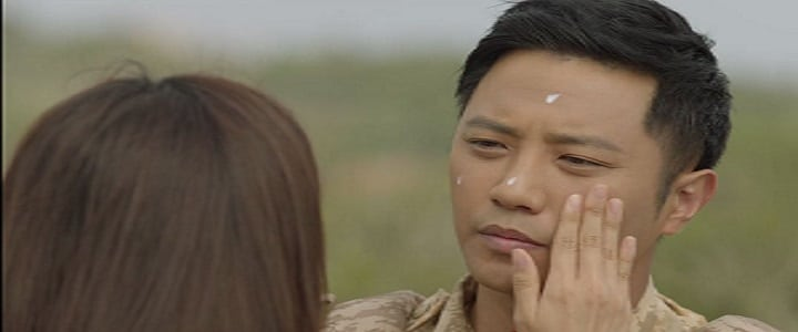 Descendants of the Sun, sunscreen