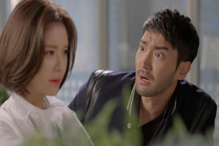 Choi Si-Won, She Was Pretty