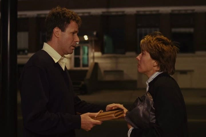 Will Ferrell & Emma Thompson in Stranger than Fiction: Films Featuring Writers List