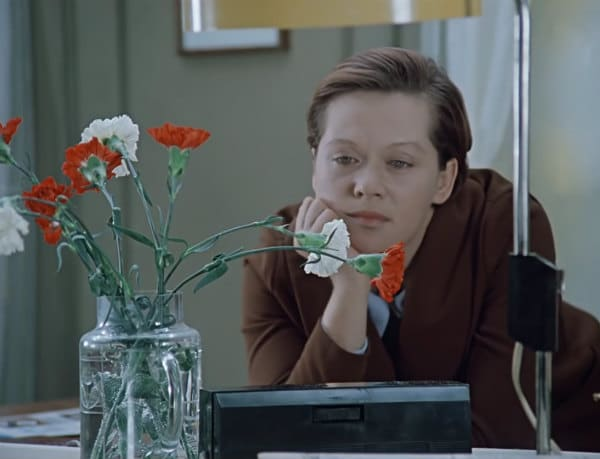 Russian Films - Office Romance
