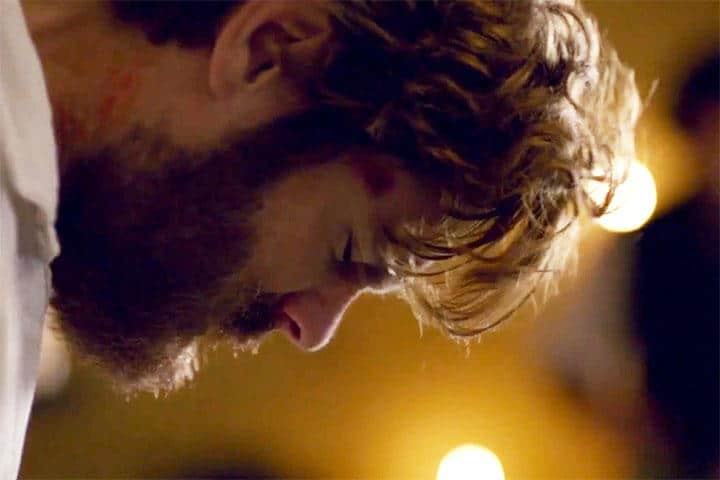 Romantic Moment of the Week: 'Poldark' - A Poignant Dwight and Caroline Reunion | The Silver Petticoat Review