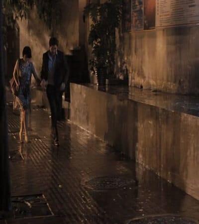 A Good Rain Knows