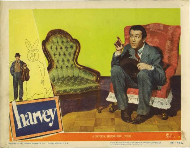 Harvey Vintage Film Review
