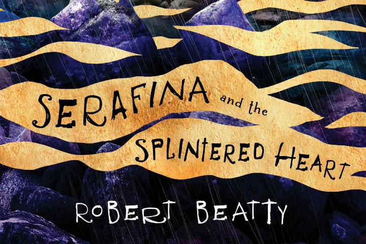 Serafina and the Splintered Heart Giveaway: The New Book and Earrings!