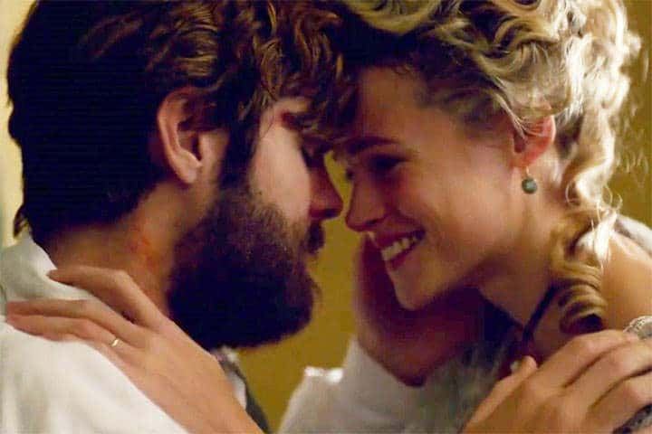 Romantic Moment of the Week: 'Poldark' – A Poignant Dwight and Caroline Reunion