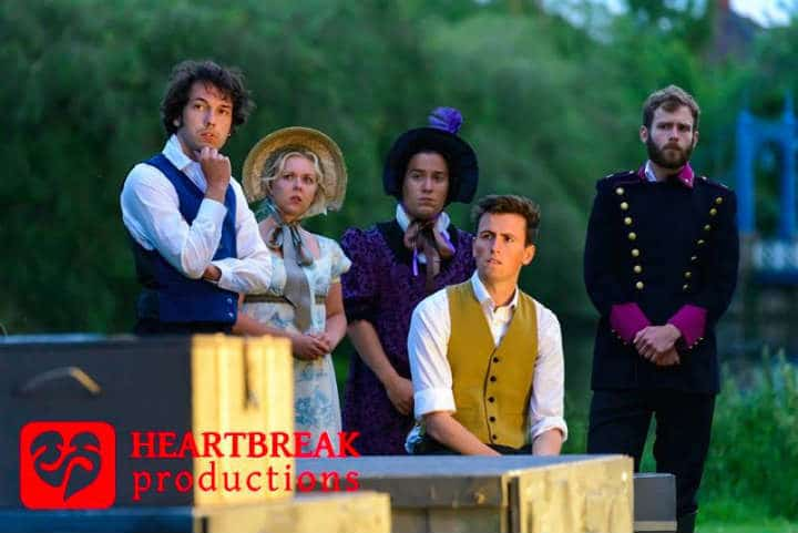 Open Air Theatre Northanger Abbey