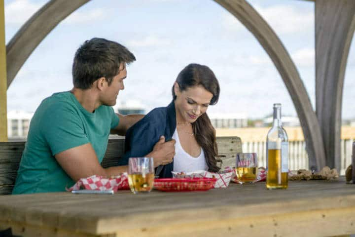 Love at the Shore (2017) Hallmark Review – Sun, Sand and Romance Creates Family Bonds | The Silver Petticoat Review