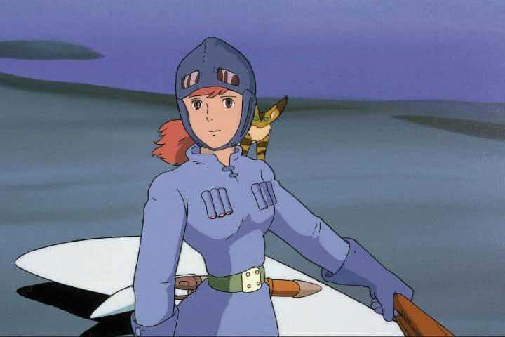 Nausicaä of the Valley of the Wind (1984): Miyazaki's Seminal Sci-Fi Anime