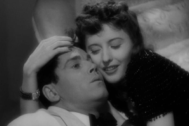 The Lady Eve - Jean flirting shamelessly with Hopsie; The Lady Eve (1941) – Watch As Barbara Stanwyck Reels In Henry Fonda And Drives Him Deliciously Crazy In The Process