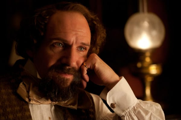 Invisible Woman Ralph Fiennes
