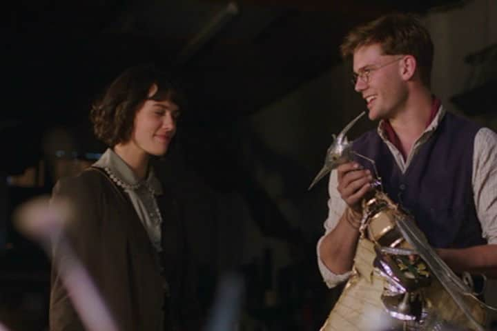 Romantic Moment of the Week This Beautiful Fantastic   Billy and Bella fall in love