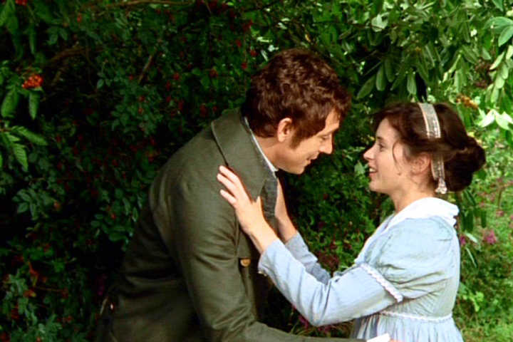 Northanger Abbey (2007): A Feast of Coy Smiles and Charming Smirks