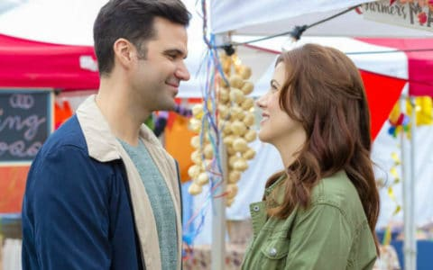 Previewing Hallmark Channel's Fall Harvest | Image: Falling for Vermont