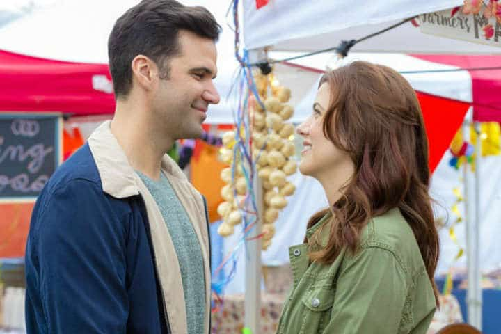 Falling for Vermont (2017) – A Cozy Autumn Hallmark Romance