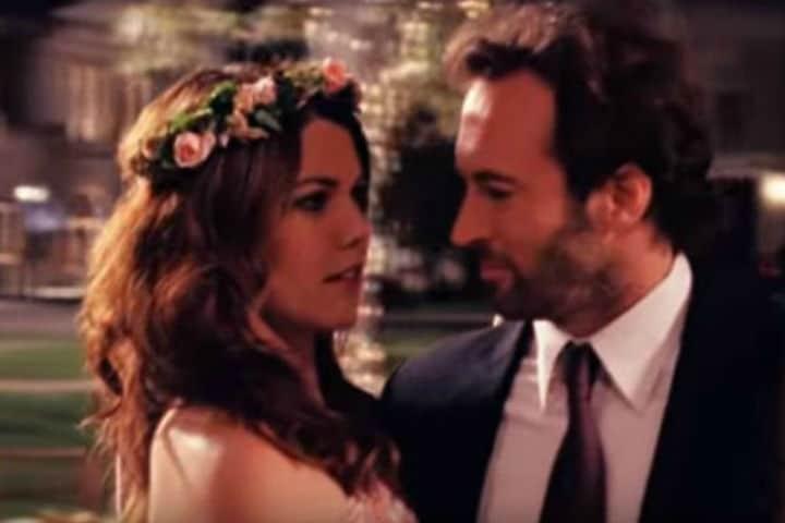"The First Dance | Luke asks Lorelai to Dance in ""Gilmore Girls."""