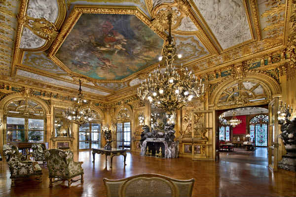 The American Heiress Daisy Goodwin The Gilded Age Marble House