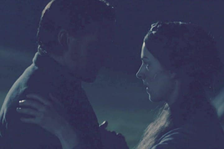 """Johnny and Annie Dance Under the Stars in """"Jericho"""" (ITV)"""