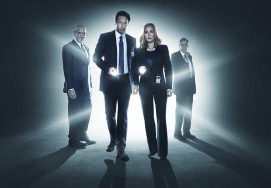 The X-Files Series Original Cast Members