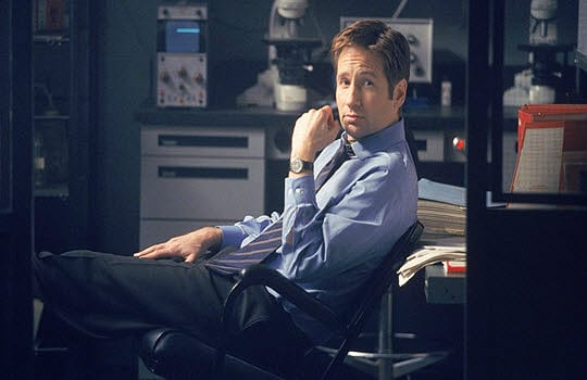 The X-Files Series Heroes