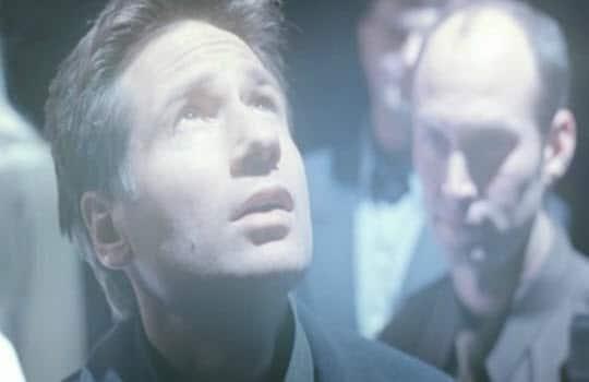 The X-Files Series Fox Mulder
