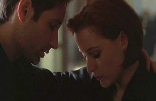 The X-Files Series Mulder and Scully Relationship