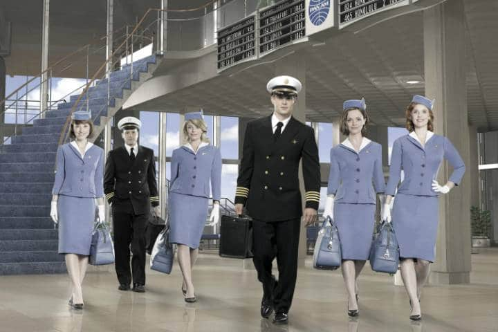 "Pan Am | The Cast of ABC's short lived period drama series, ""Pan Am"""