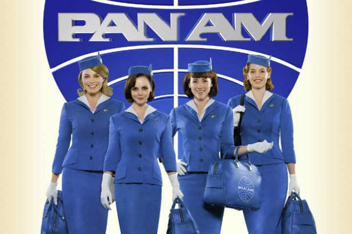 Pan Am, The Complete Series (2011) – ABC's Frothy & Romantic 1960s Period Drama