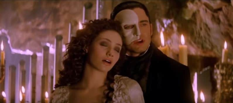 The Phantom of the Opera (2004) Film Review
