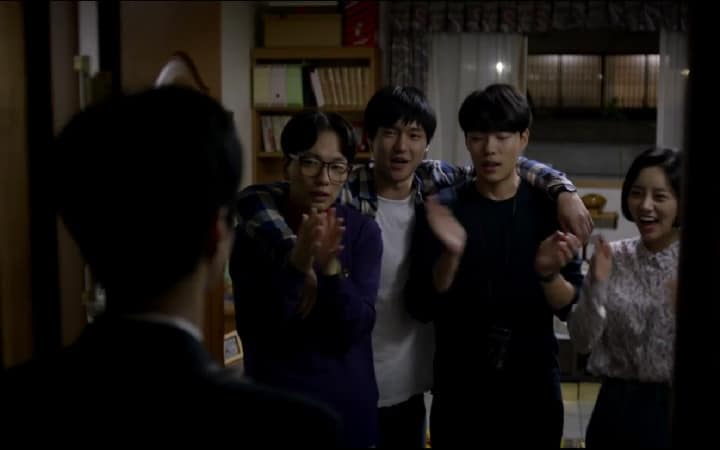 Reply 1988 Birthday Surprise