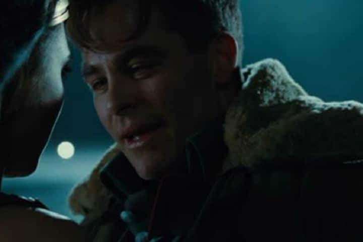 Steve tells Diana goodbye | Romantic Moment of the Week: Diana Prince and Steve Trevor