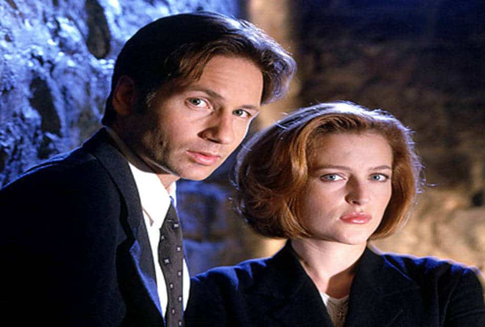 The X-Files; Mulder and Scully; MSR; Science Fiction; Swoon-worthy Romance