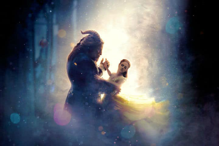 The First Dance - The Dreamy First Dance Between Belle and the Beast in Disney's Beauty and the Beast